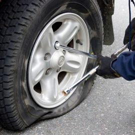 Tyre-Punctures